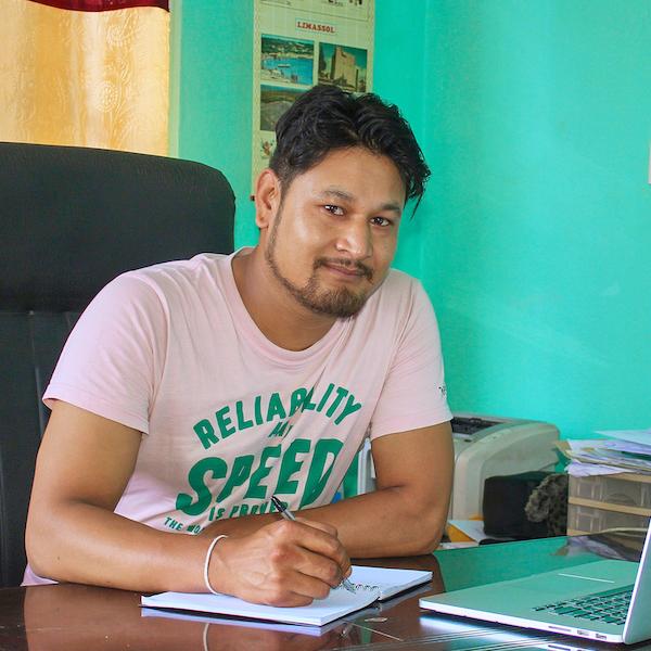 Naresh Maharjan