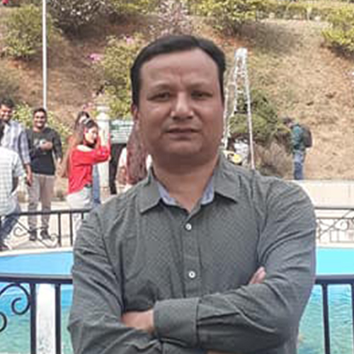 Sanjay Maharjan